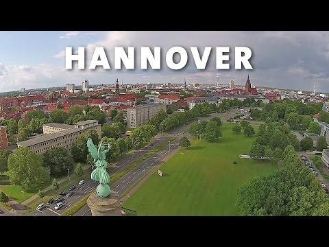Hannover - as seen from another point of view - Version 2