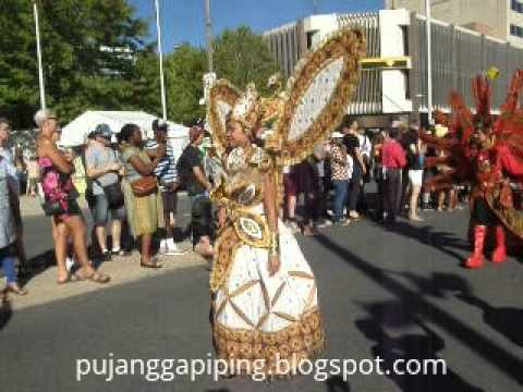 INDONESIA at Canberra Multi Cultural Festival Carnaval 2016