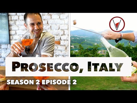 Learn Sparkling Wine Food Culture In Prosecco Italy