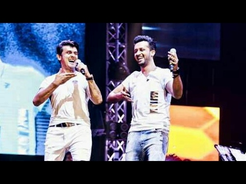 Thumbnail: Atif Aslam And Sonu Nigam Jugalbandi's Official Video !!!