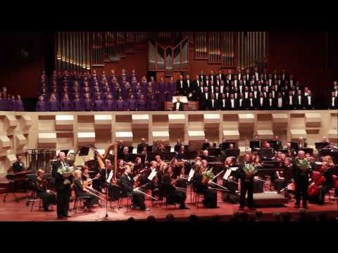 God Be With You Till We Meet Again (Dutch) - Mormon Tabernacle Choir