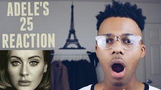 Baixar Adele 25 (Full Album) Reaction