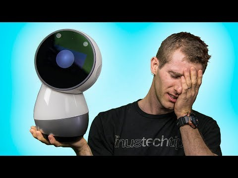 TERRIBLE $900 Party Trick 鈥� Jibo Review