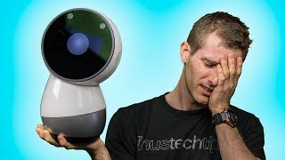 TERRIBLE $900 Party Trick - Jibo Review