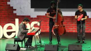 Entertainment: Cuban Jazz Quintet at TEDxCibeles