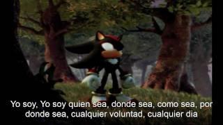 Shadow The Hedgehog I Am All Of Me By Crush 40 Subtitulada Español