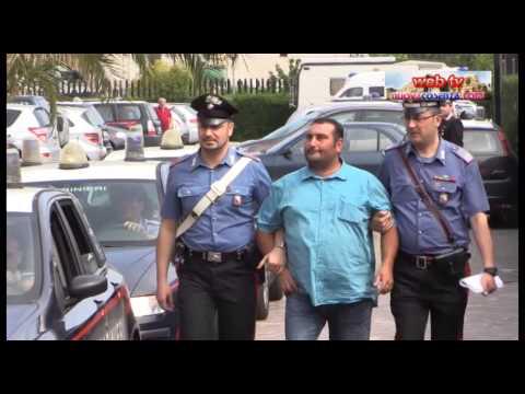 Cosenza, 8 arresti