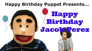 Happy Birthday Jacob Perez - Celebrity Birthday Today April 21st