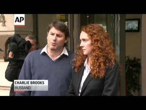 Ex-tabloid Editor Faces Phone Hacking Charges