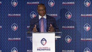 Introducing Alliance Memphis Head Coach: Mike Singletary