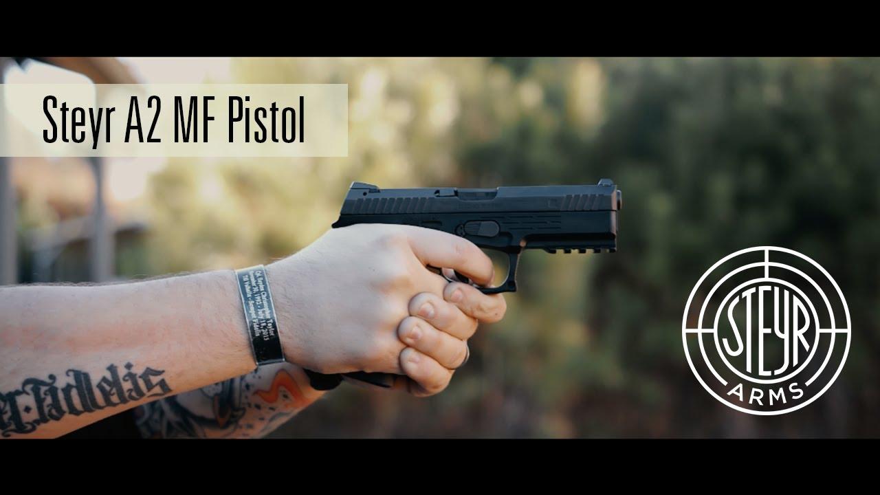 Steyr Arms A2 MF Pistol