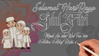 Kata - Kata Ucapan Selamat Hari Raya Idul Fitri Minal Aa'idin Wal Faa'izin