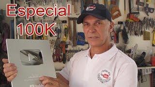 UNBOXING Artes de Garagem recebe a Placa de 100k do You Tube