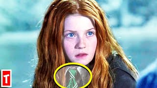 Harry Potter Movie Mistakes Only Muggles Missed