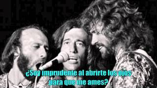 RUN TO ME *THE BEE GEES* subtitulado