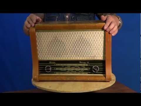 Ламповая радиола Рекорд-61 продолжение