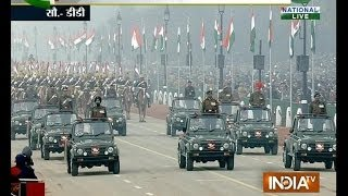 Watch Republic Day parade from Rajpath,Delhi-1