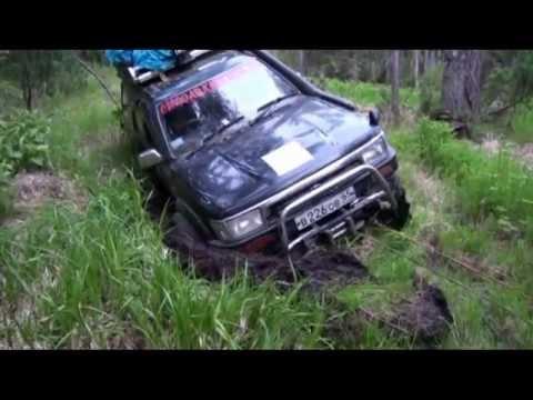 Toyota Hilux Surf . Экстрим