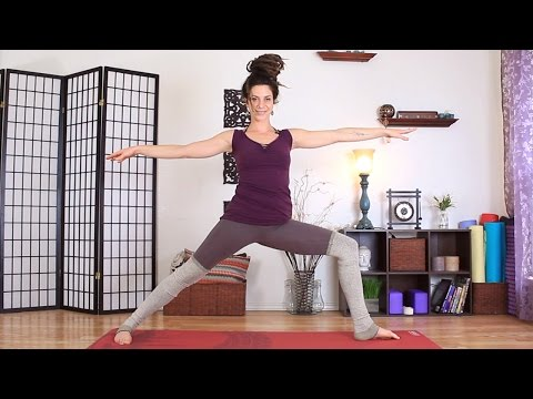 Full Body Yoga - Level II 30 Minute Deep & Strong Flow