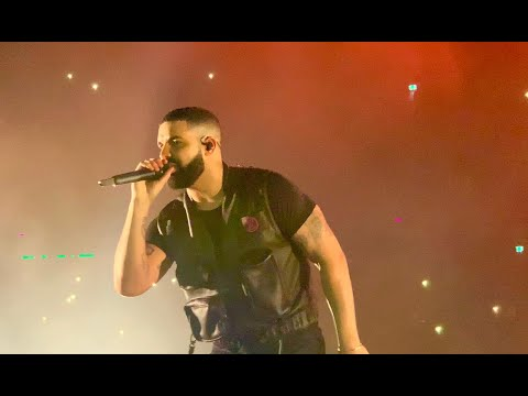 Drake the last concert of the assassination vacation tour live @ Ziggo Dome Amsterdam