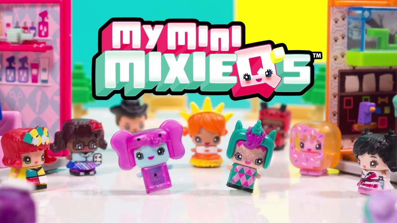 Create new ways to connect with my mini mixieqs friends my mini mixieqs mattel youtube