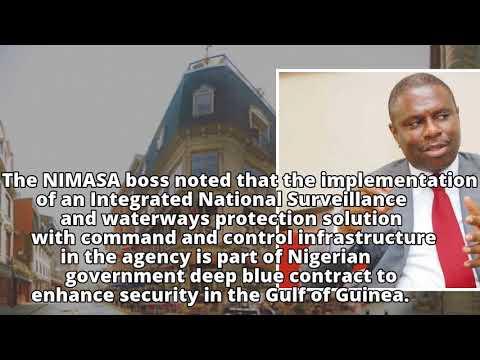 Nigeria Strategic to Tackling Maritime Crimes in GoG, Says NIMASA