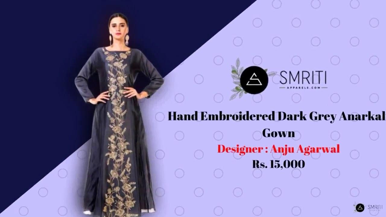 Best Designer Clothing Store Kolkata Smritiapparels Youtube