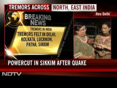 6.9 Mag Earthquake - Sikkim, India - Elenin/Nibiru?