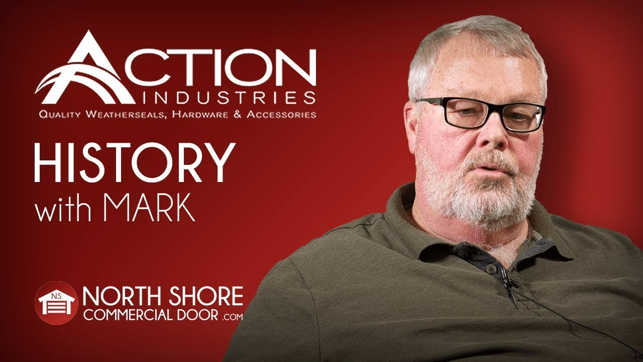 Action Industries with North Shore Commercial Door - YouTube