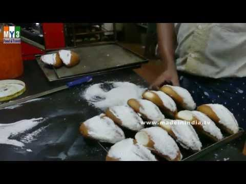 CREAM BREAD | Famous Indian Bakery Food | BAKERY FOODS IN INDIA | STREET FOODS IN INDIA