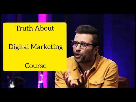 Sandeep Maheshwari on Digital Marketing Course Selling Scam