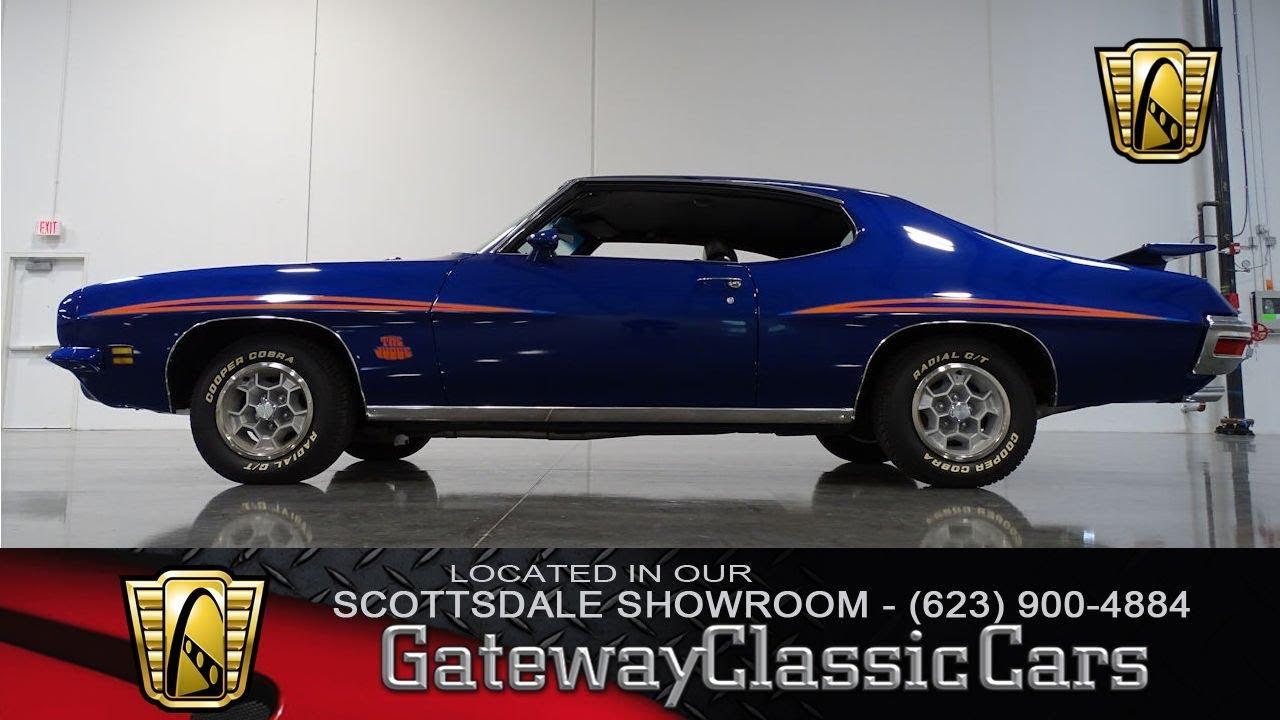 1971 Pontiac Gto Judge Tribute Gateway Classic Cars Of Scottsdale