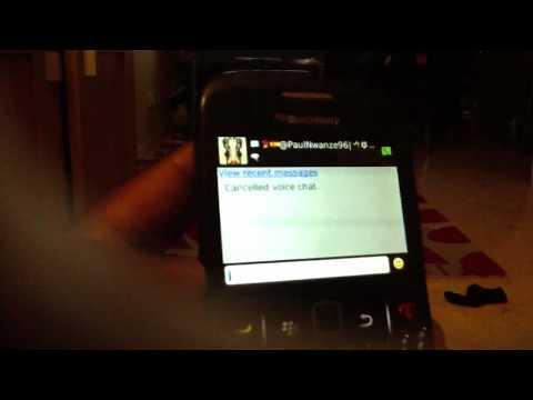 Blackberry 8520 New Bbm Software