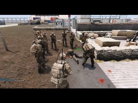Operation Blue Wave Phase 2: Arma 3 Modded Ops