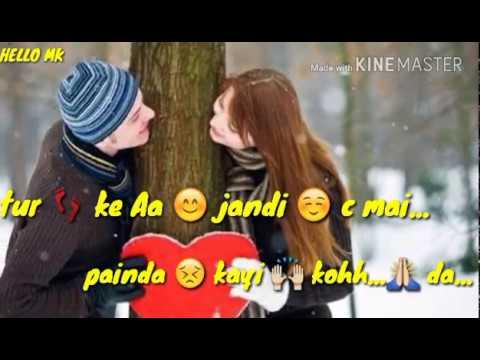 phulkari-|-ranjit-bawa-|-lyrical-video-|-romantic-song-|-must-watch