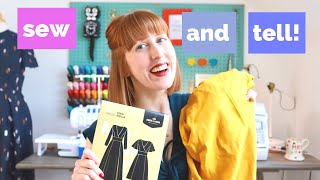 Sew And Tell Vlog!