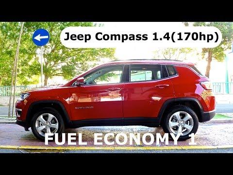 2017 jeep compass 1 4 170hp fuel economy 1 youtube. Black Bedroom Furniture Sets. Home Design Ideas