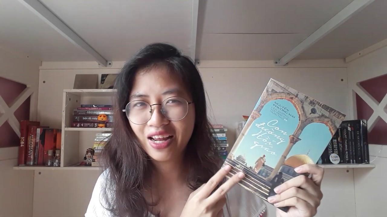 [review sách] #24 CON ĐƯỜNG HỒI GIÁO – Nguyễn Phương Mai