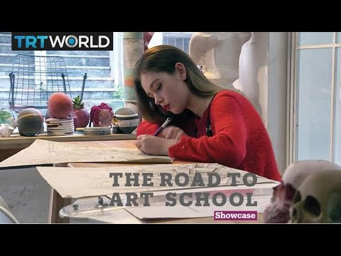 The road to art school | Showcase