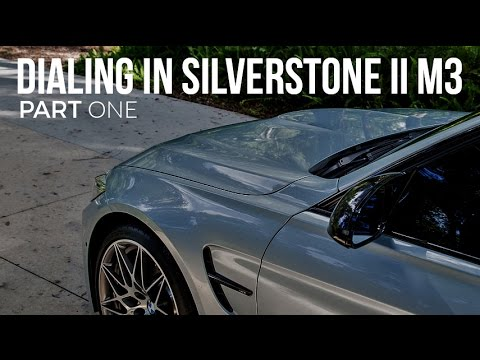 Full Version: E1 - Correcting the Exterior of a Competition Package Silverstone II F80 BMW M3