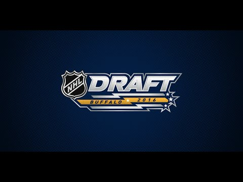 NHL DRAFT 2016 Rounds 2 to 7 (June 25/2016)