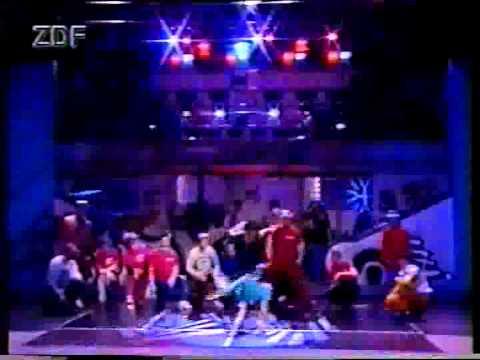 wetten dass breakdance aus den 80ern youtube. Black Bedroom Furniture Sets. Home Design Ideas