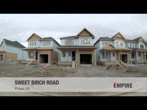 Niagara Falls New Homes - Imagine Construction Update Fall 2015