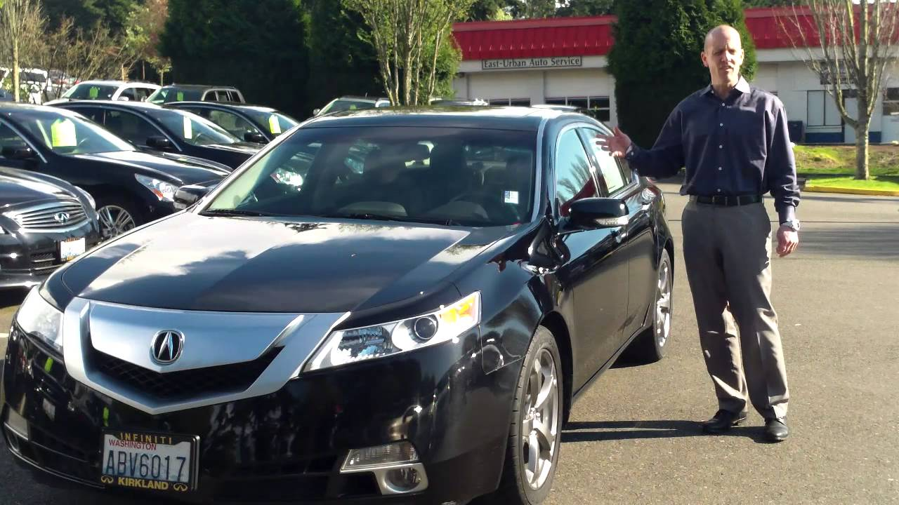 Review Why A 2010 Acura Tl Sh Awd Under 10000 Is Simply An Incredible Value Youtube