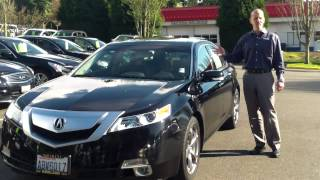 Review: why a 2010 Acura TL SH-AWD under $10000 is simply an incredible value