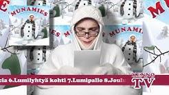 Munamiehen tietotoimisto tiedottaa: Munamiehen talvi kaupoissa 2.11.!