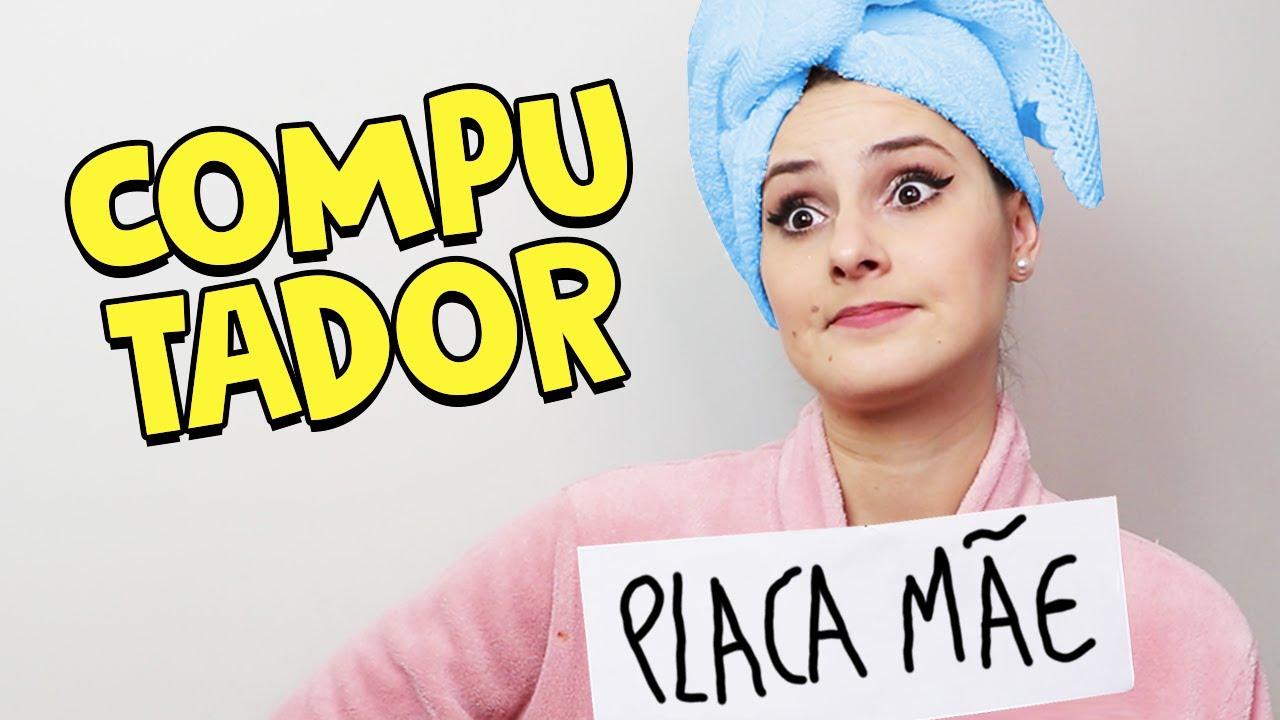 Download COMO SERIA SE O COMPUTADOR FOSSE UMA PESSOA I Falaidearo