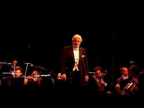 Placido Domingo - Besame mucho, live in Ljubljana 2018