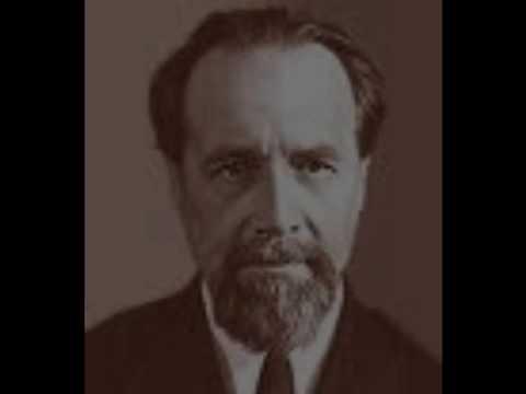 Myaskovsky - Cello Sonata No. 2 in A minor Op. 81 - I. Allegro moderato (1/3)
