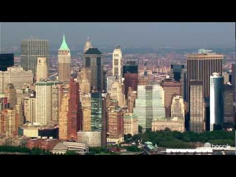 Aerial New York City HD